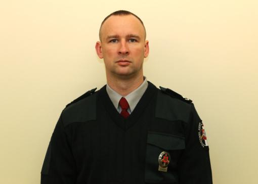 Puškų užkardos vadu skiriamas A. Abramavičius