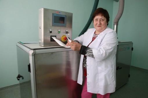 Ligonių ir ligoninės gerovei – projektų daugiau kaip už pusketvirto milijono eurų