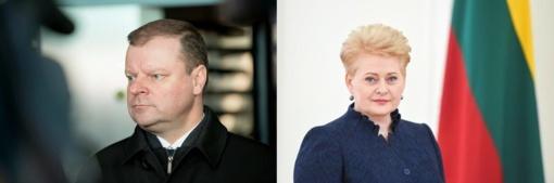 A. Krupavičius: nėra didelės prasmės šildyti ar šaldyti Prezidentės ir Premjero santykių