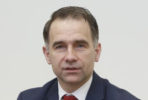 R. Masiulis dėl išorinio uosto su Klaipėdos valdžia tikisi susitarti dar šiemet
