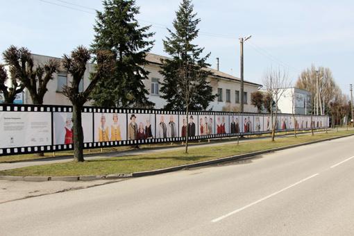 Gelgaudiškyje – ilgiausia tautinė fotojuosta!