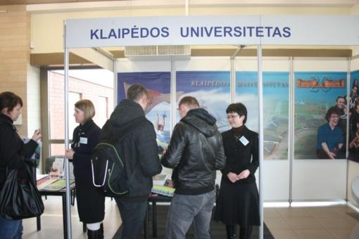 Teigiamai įvertinta vienuolika Klaipėdos universiteto studijų programų
