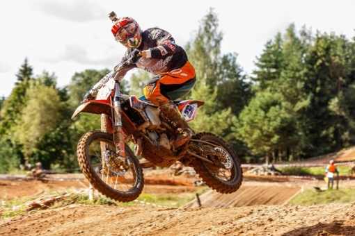 Motociklininkas A. Gelažninkas iškovojo teisę dalyvauti Dakaro ralyje