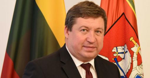 Krašto apsaugos ministras R. Karoblis dalyvaus NATO savaitės Ukrainoje atidarymo renginiuose