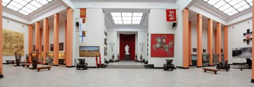Bibliotekoje – Vytauto Didžiojo karo muziejus paroda ir edukacijos