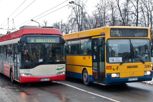"""Sostinės viešojo transporto bilietus platins """"Trafi"""""""