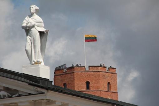 Lietuvos trispalvei – 100 metų