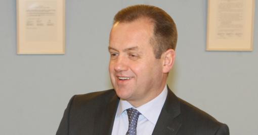 A. Skardžius tapo LSDDP frakcijos seniūno pirmuoju pavaduotoju