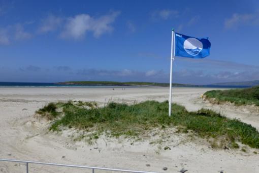 Mėlynoji vėliava – penkiems Lietuvos pajūrio paplūdimiams