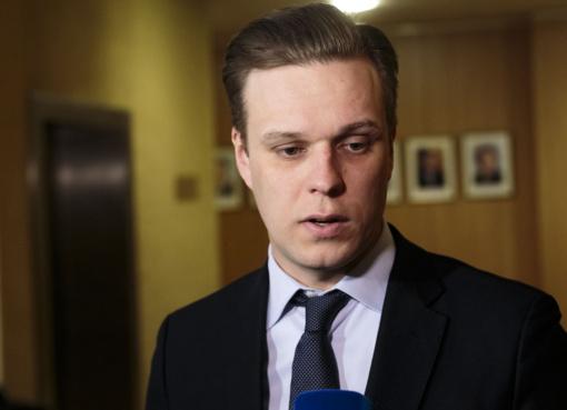 G. Landsbergis: nuojauta kužda apie valdančiųjų frakcijos skilimą