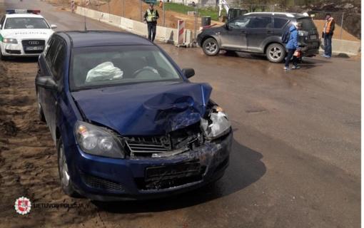 Ketvirtadienį keliuose sužeista 13 žmonių