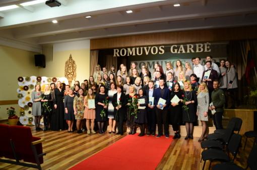 """Padėkos vakaras ,,Romuvos garbė 2018"""""""