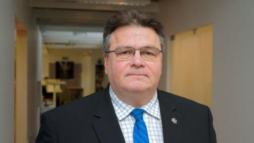 L. Linkevičius su JAE ekonomikos ministru aptarė prioritetines šalių bendradarbiavimo kryptis