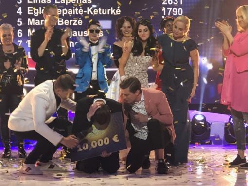 """Paaiškėjo antrininkų superšou """"Mes – vieno kraujo"""" nugalėtojas,  susišlavęs 10 tūkst. eurų prizą"""