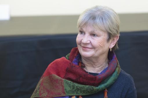 2018 metų Kalbos premija skirta E. Bradūnaitei-Aglinskienei