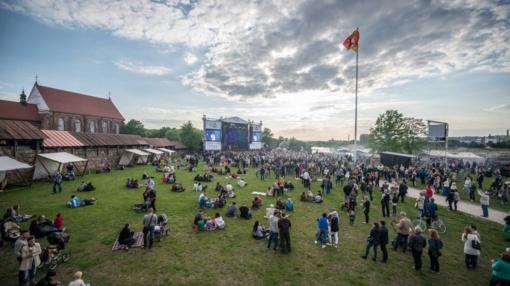 """Hanzos dienos 2018"""": žaliai balto miesto šventė"""