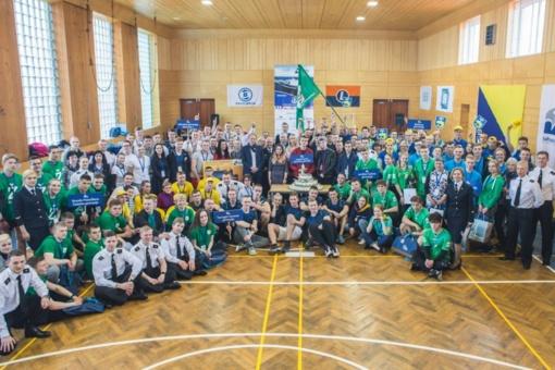 """Birštono gimnazijos mokiniai keliavo """"Jūrų keliais 2018"""""""