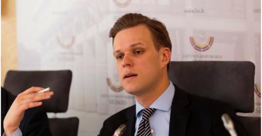 G. Landsbergis: aš labai rekomenduočiau teisėsaugos institucijoms atskleisti viską