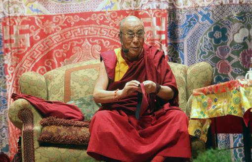 VU kiemelyje Dalai Lama kalbės apie žmogiškąsias vertybes švietime