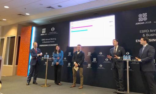 V. Šapoka: į Lietuvą kviesime 500 fintech įmonių