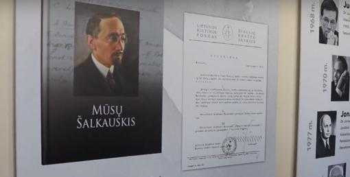 """""""Gurkšnis tiesos, gėrio ir grožio..."""" Šiaulių Stasio Šalkauskio gimnazijoje"""