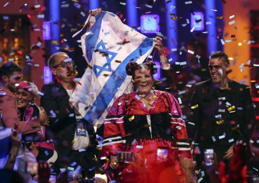 """I. Zasimauskaitė """"Eurovizijoje"""" užėmė 12 vietą, triumfavo Izraelis"""