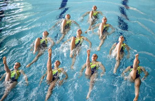 Lietuvos dailiojo plaukimo čempionate dominavo šiaulietės