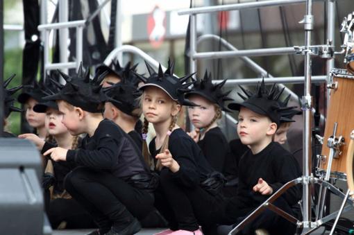 """Tarptautinis šokio festivalis-konkursas """"Aušrinė žvaigždė"""" atidarytas (FOTO)"""