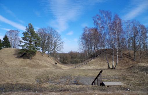 Narkūnų piliakalnis – žalvario apdirbimo liudininkas