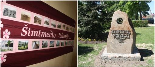 Akmenynų pagrindinė mokykla šventė 100 metų jubiliejų