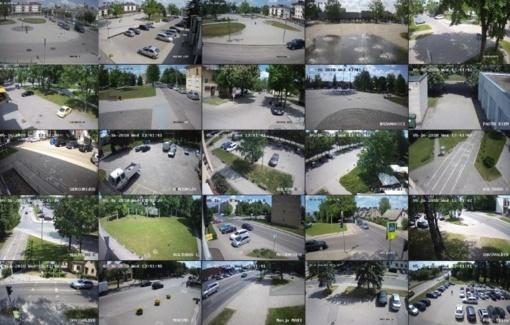 """Vilkaviškio miestą """"stebės"""" 27 vaizdo kameros"""