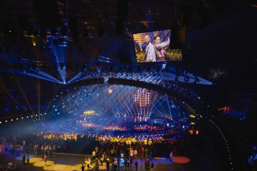 """Draugystė nuvedė """"Eurovizijos"""" scenos link"""