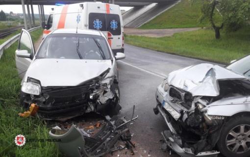 Vilniaus rajone – skaudi avarija