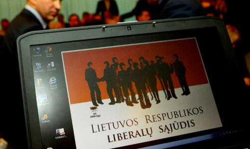 Saviškių taikinyje atsidūrę liberalai abejoja: įmanoma partijoje pasitikėti vienas kitu?