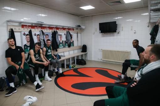 """""""Žalgirio"""" varžovas Eurolygos pusfinalyje – tituluotas Stambulo klubas"""