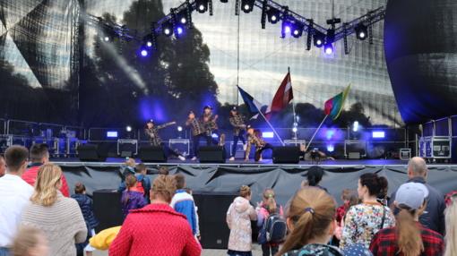 Startavo Šiaulių miesto sporto festivalis (vaizdo įrašas ir nuotraukos)