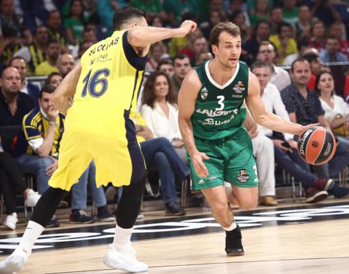 """""""Žalgirio"""" krepšininkams nepavyko iškovoti kelialapio į Eurolygos finalą"""