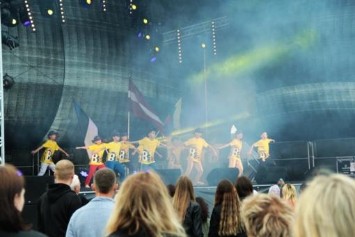 Šiaulių sporto festivalis atidarytas!