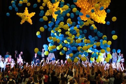 """Šiauliuose praūžė keturias dienas trukęs šokio festivalis-konkursas """"Aušrinė žvaigždė"""""""