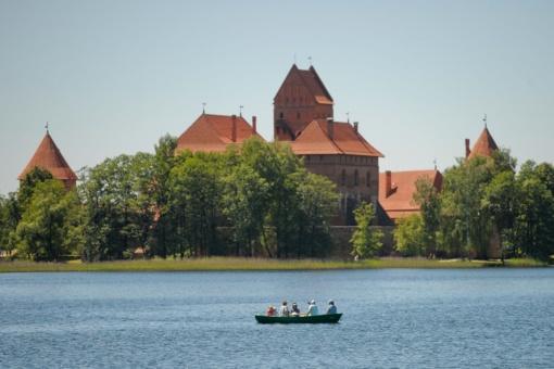 Simbolinė Baltijos kelio tąsa: Lietuva, Latvija ir Estija kvies į pilis ir dvarus