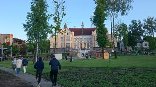 """""""Europos muziejų naktų"""" renginiai pakvietė į 13 Šiaulių muziejų (vaizdo įrašas)"""