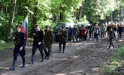 Šiandien - Partizanų pagerbimo, kariuomenės ir visuomenės vienybės diena