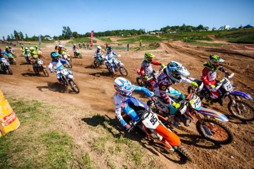 Motokroso varžybose Šiauliuose susirinko daugiau nei 200 sportininkų (galerija)
