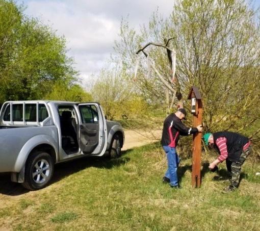Ribojamas lankymasis kai kuriose Nemuno upės vietose Jurbarko ir Šakių rajonuose