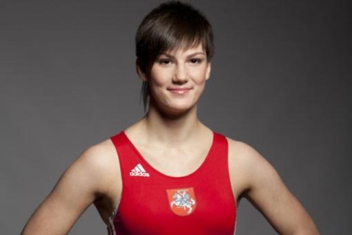 Imtynininkė D. Domikaitytė - Šiaurės Europos šalių čempionato nugalėtoja