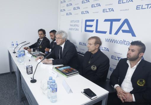 Pasaulio fitneso federacija pasakojo apie nuveiktus darbus ir ateities planus