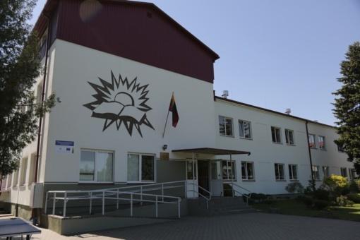 Želsvos mokykla mini 100-metį