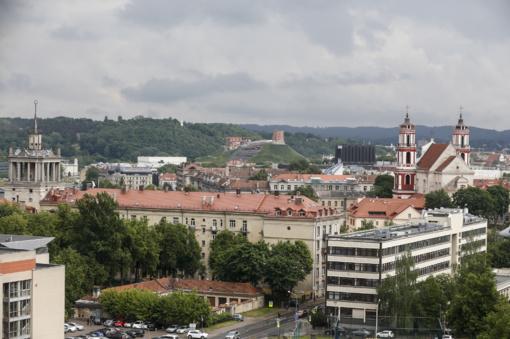 Lietuvos savivaldybių indeksas: Vilnius tarp didžiųjų šalies miestų pirmas