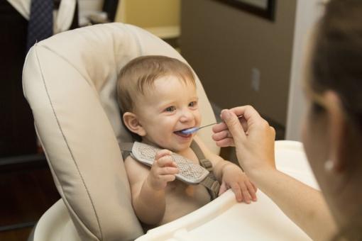 Tarp konservatorių siūlymų - lengvatinis 9 proc. PVM tarifas kūdikių maistui