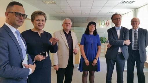 Šakių rajone – kultūrinių ryšių seminaras